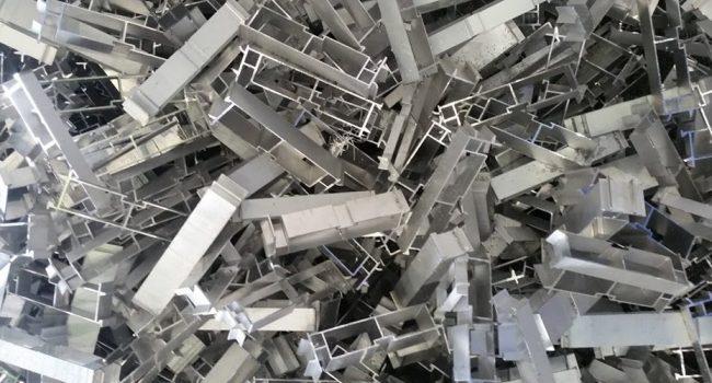 compra de aluminio Chatarras Costa