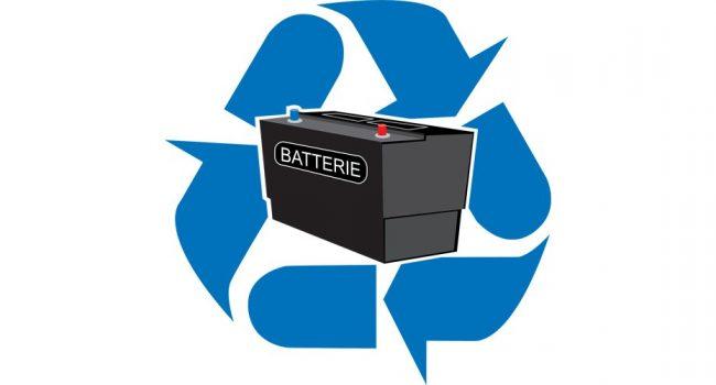 compra de baterías usadas Chatarras Costa