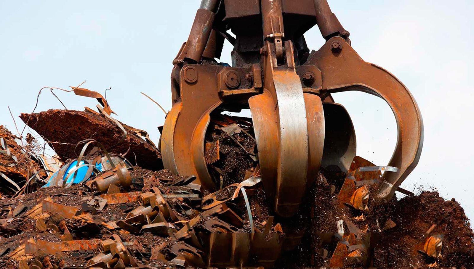 reciclaje de metales barcelona chatarrería